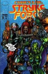 Codename: Stryke Force (1994-1995) #8