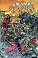 Codename: Stryke Force (1994-1995) #9