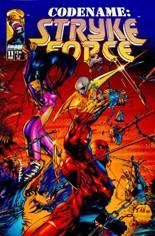 Codename: Stryke Force (1994-1995) #11