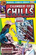Chamber of Chills (1972-1976) #22 Variant A