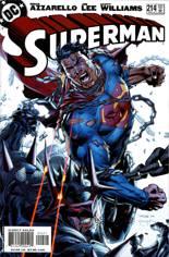 Superman (1987-2006) #214 Variant A