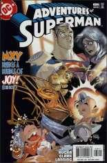 Adventures of Superman (1987-2006) #638