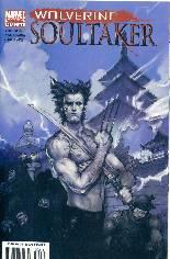 Wolverine: Soultaker (2005) #2