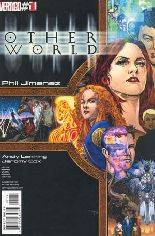 Otherworld (2005) #1 Variant B: Signed By Phil Jimenez