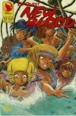 Elfquest New Blood (1992-1996) #17
