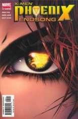 X-Men: Phoenix - Endsong (2005) #5 Variant A