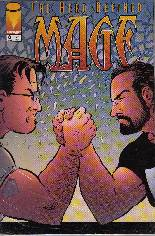 Mage: The Hero Defined (1997-1999) #8