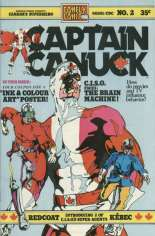 Captain Canuck (1975-1981, 2004) #2