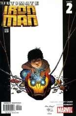 Ultimate Iron Man (2005-2006) #2