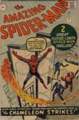Amazing Spider-Man (1963-1998) #1 Variant B: UK Edition