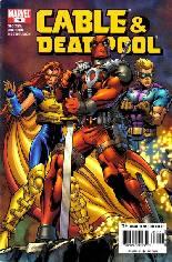 Cable & Deadpool (2004-2008) #16