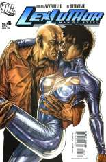 Lex Luthor: Man of Steel #4