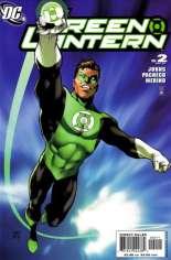Green Lantern (2005-2011) #2 Variant A
