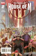 House of M (2005) #2 Variant A