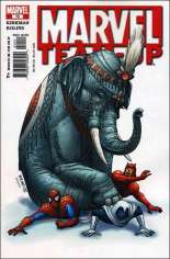 Marvel Team-Up (2005-2006) #10