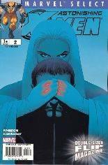 Marvel Select Flip Magazine #2
