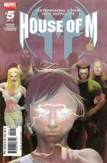House of M (2005) #5 Variant A