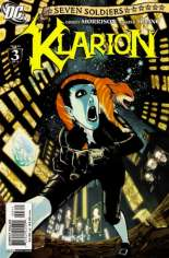 Seven Soldiers: Klarion the Witch Boy (2005) #3