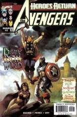 Avengers (1998-2004) #2 Variant C: 1:4 Variant