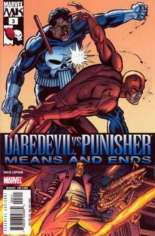 Daredevil vs. Punisher: Means and Ends #3