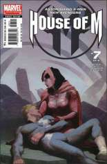 House of M (2005) #7 Variant A