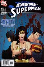 Adventures of Superman (1987-2006) #643 Variant A