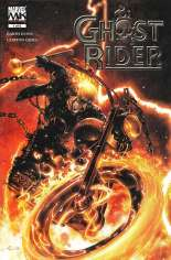 Ghost Rider (2005-2006) #1 Variant A