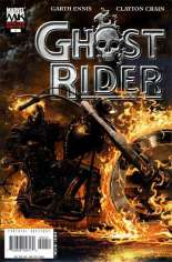 Ghost Rider (2005-2006) #1 Variant C: Incentive Cover
