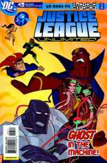 Justice League Unlimited (2004-2008) #13