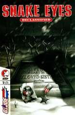 Snake Eyes: Declassified #2