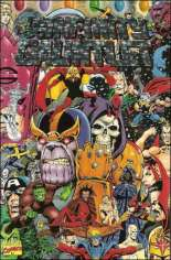 Infinity Gauntlet (1991) #TP Variant A