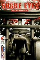 Snake Eyes: Declassified #3