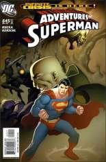 Adventures of Superman (1987-2006) #645