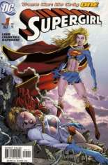 Supergirl (2005-2011) #1 Variant A