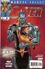 Marvel Select Flip Magazine #6: Includes Astonishing X-Men #6 & New X-Men Academy X #6