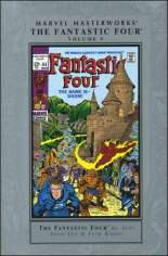 Marvel Masterworks: The Fantastic Four (2003-Present) #HC Vol 9 Variant A: Silver Dust Jacket