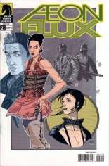 Aeon Flux (2005-2006) #2