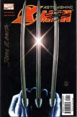 Astonishing X-Men (2004-2013) #1 Variant E: DF Signed Edition; Signed By John Cassaday & John Romita Sr.