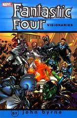 Fantastic Four Visionaries: John Byrne #TP Vol 5