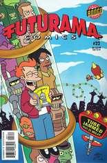 Futurama Comics (2000-Present) #22