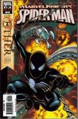 Marvel Knights Spider-Man (2004-2006) #19 Variant B: 2nd Printing; Black Costume Spider-Man Variant Cover