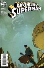Adventures of Superman (1987-2006) #646