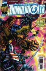 Thunderbolts (1997-2003, 2006-2012) #1 Variant B: 2nd Printing
