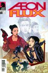 Aeon Flux (2005-2006) #4