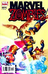 Marvel Zombies (2006) #4 Variant A