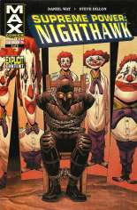 Supreme Power: Nighthawk (2005-2006) #5
