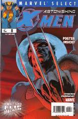 Marvel Select Flip Magazine #8
