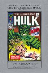 Marvel Masterworks: The Incredible Hulk (2003-Present) #HC Vol 3 Variant A: Silver Dust Jacket