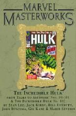 Marvel Masterworks: The Incredible Hulk (2003-Present) #HC Vol 3 Variant B: Marble Dust Jacket; Marvel Masterworks Library Vol. 56