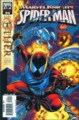 Marvel Knights Spider-Man (2004-2006) #20 Variant B: 2nd Printing; Scarlet Spider Variant Cover